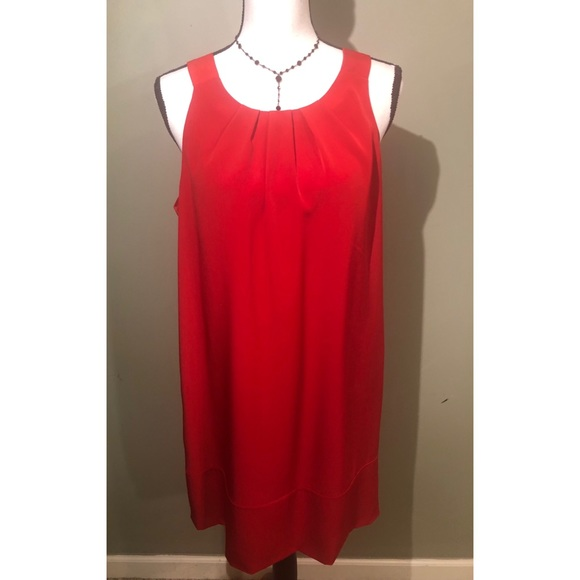 Oleg Cassini Dresses & Skirts - Oleg Cassini - Ruby Red Dress